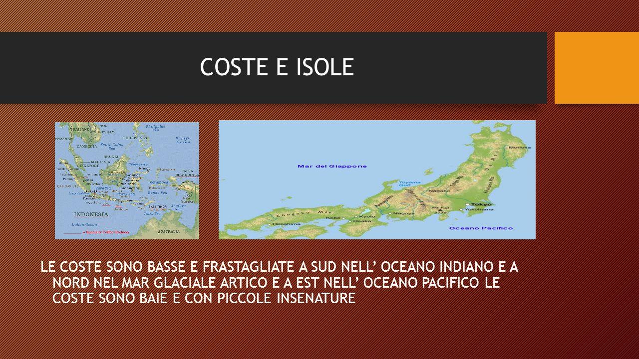COSTE E ISOLE