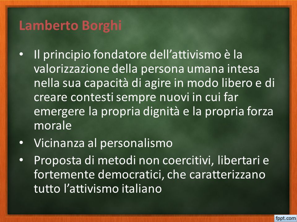 Lamberto Borghi