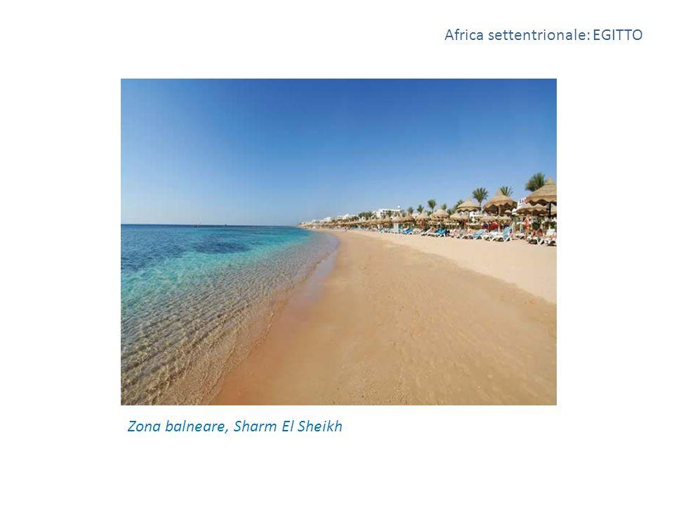 Zona balneare, Sharm El Sheikh