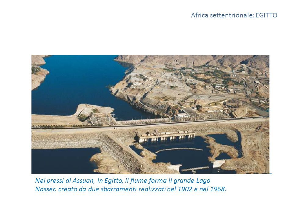 Africa settentrionale: EGITTO