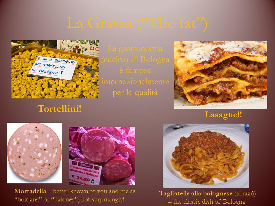 Tagliatelle alla bolognese (al ragù) – the classic dish of Bologna!