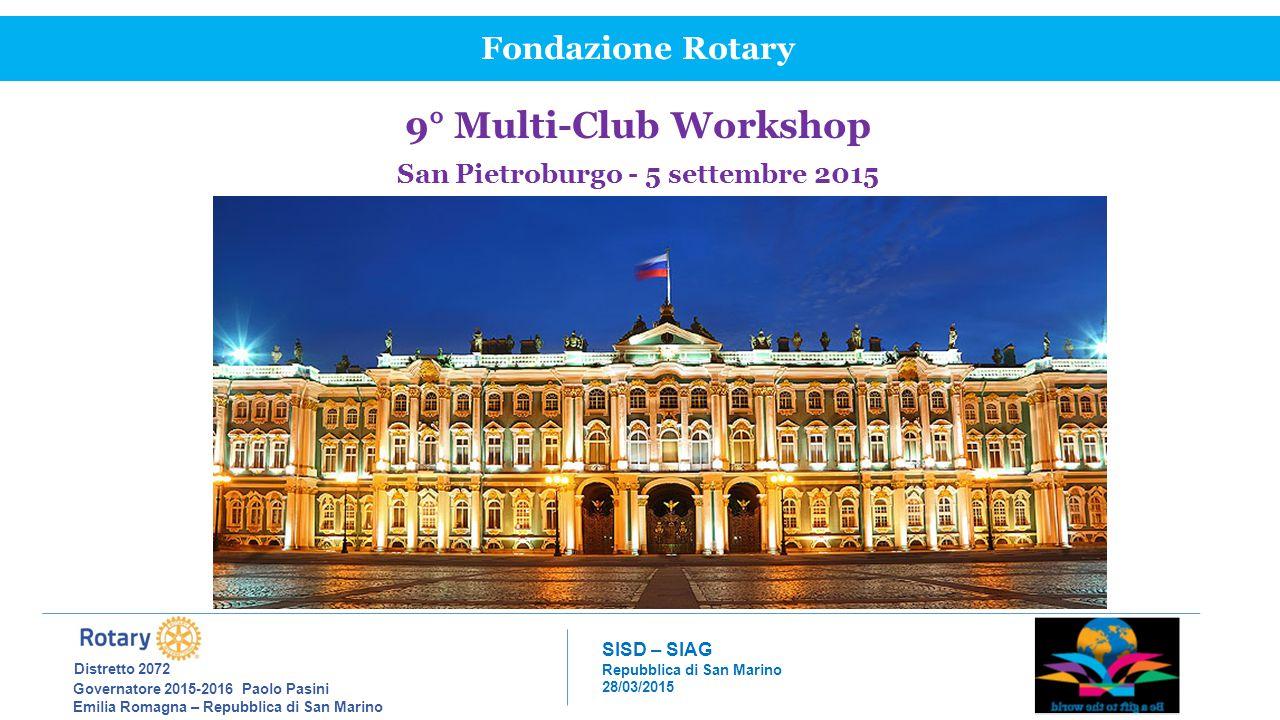 San Pietroburgo - 5 settembre 2015