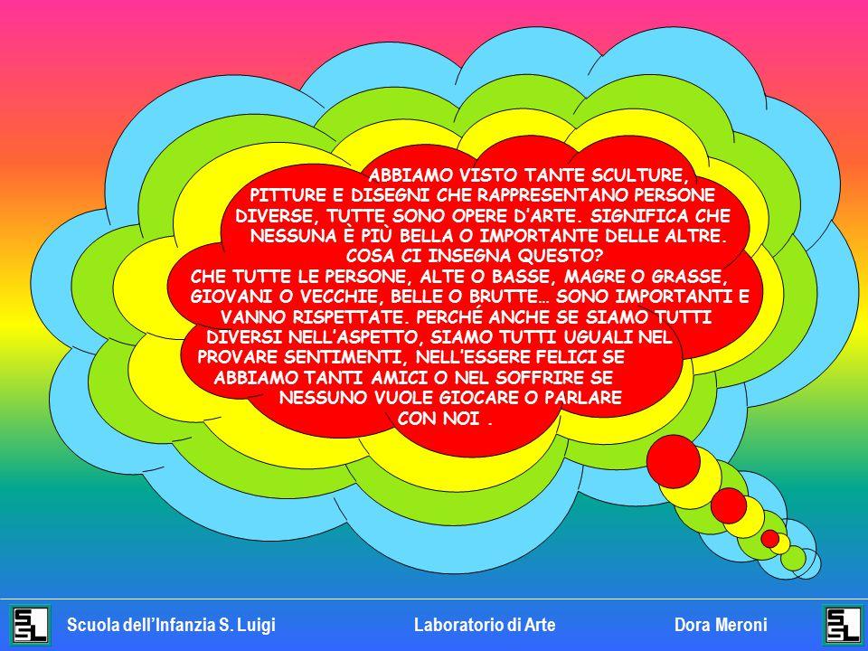 ABBIAMO VISTO TANTE SCULTURE,