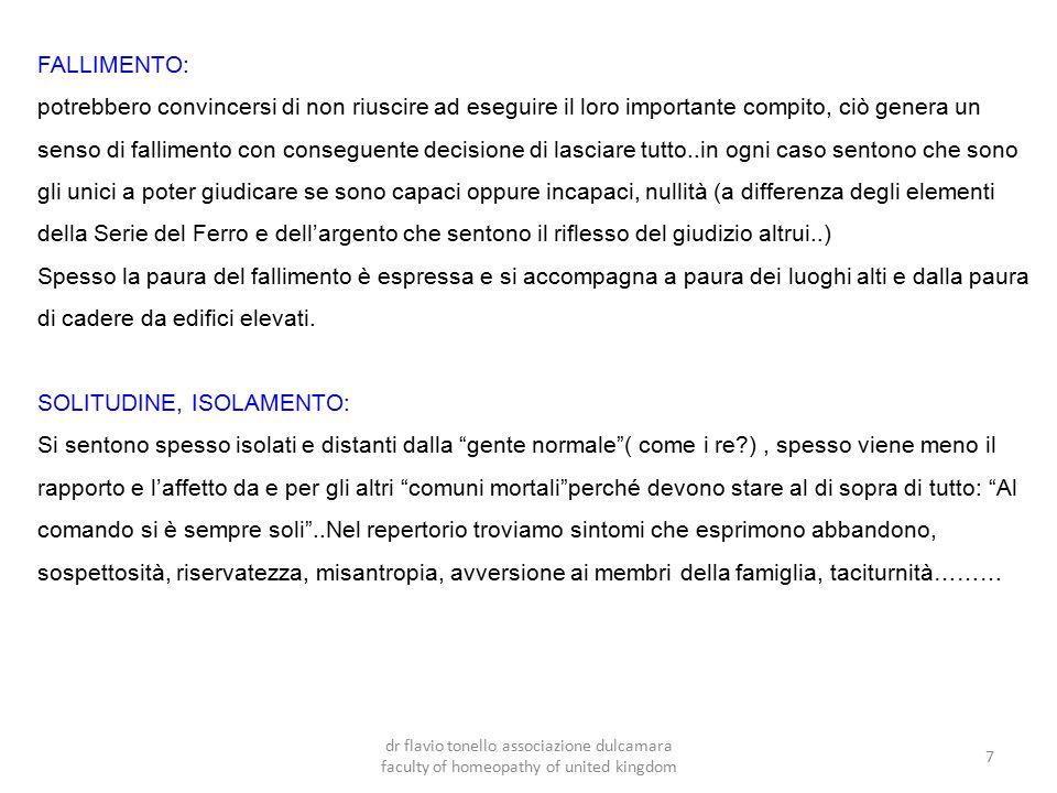 SOLITUDINE, ISOLAMENTO: