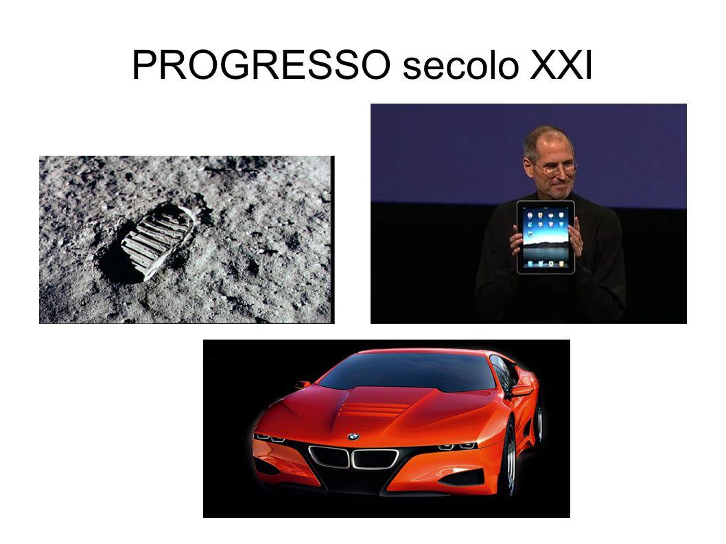 PROGRESSO secolo XXI