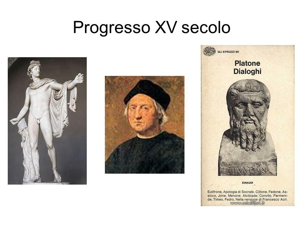 Progresso XV secolo