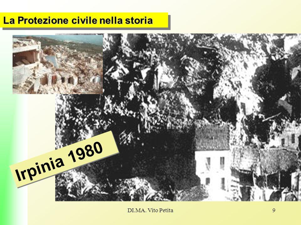 La Protezione civile nella storia