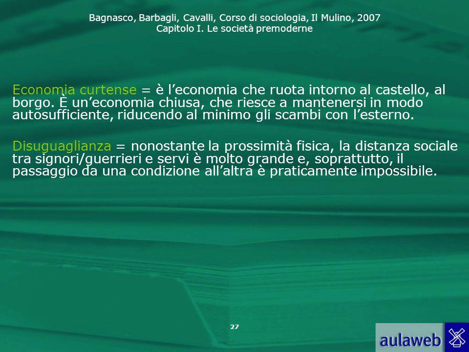 Economia curtense = è l'economia che ruota intorno al castello, al borgo. È un'economia chiusa, che riesce a mantenersi in modo autosufficiente, riducendo al minimo gli scambi con l'esterno.