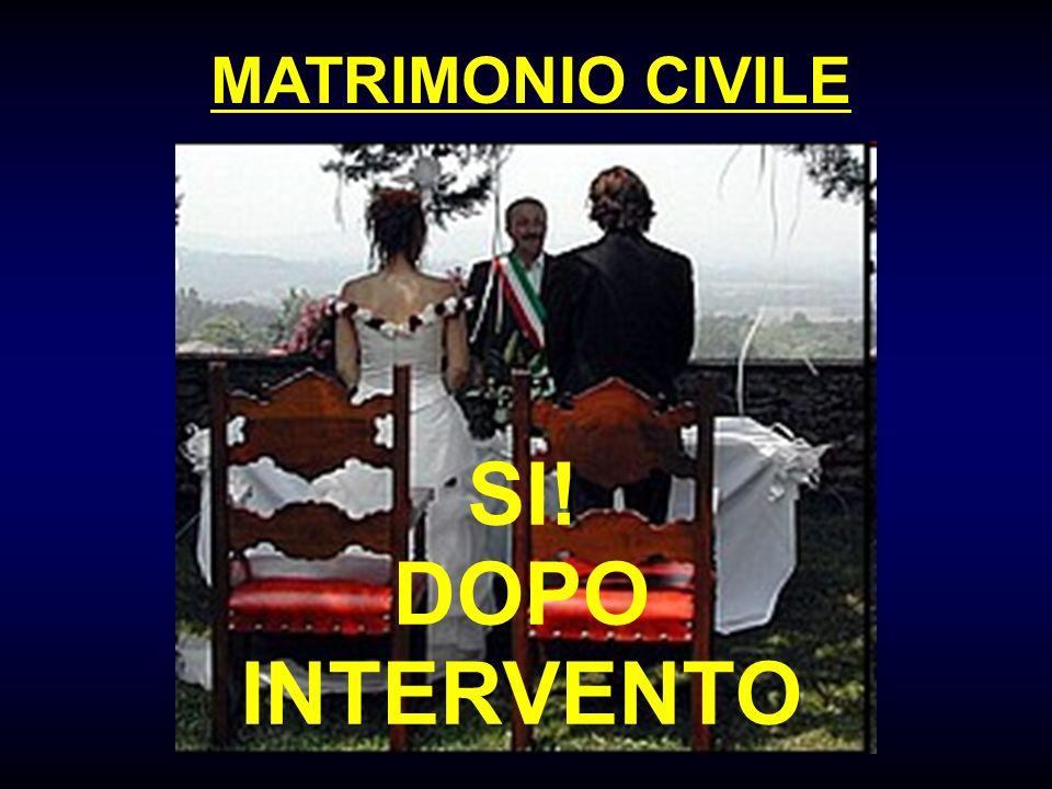 MATRIMONIO CIVILE SI! DOPO INTERVENTO 16