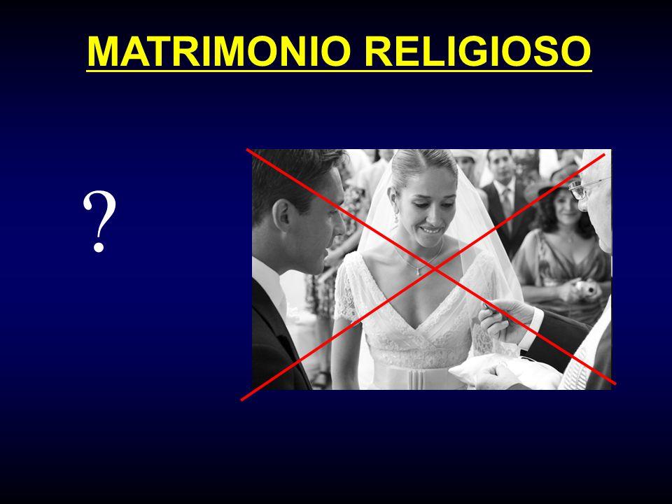 MATRIMONIO RELIGIOSO 17