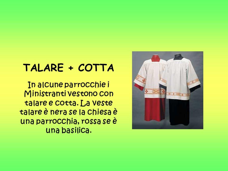 TALARE + COTTA