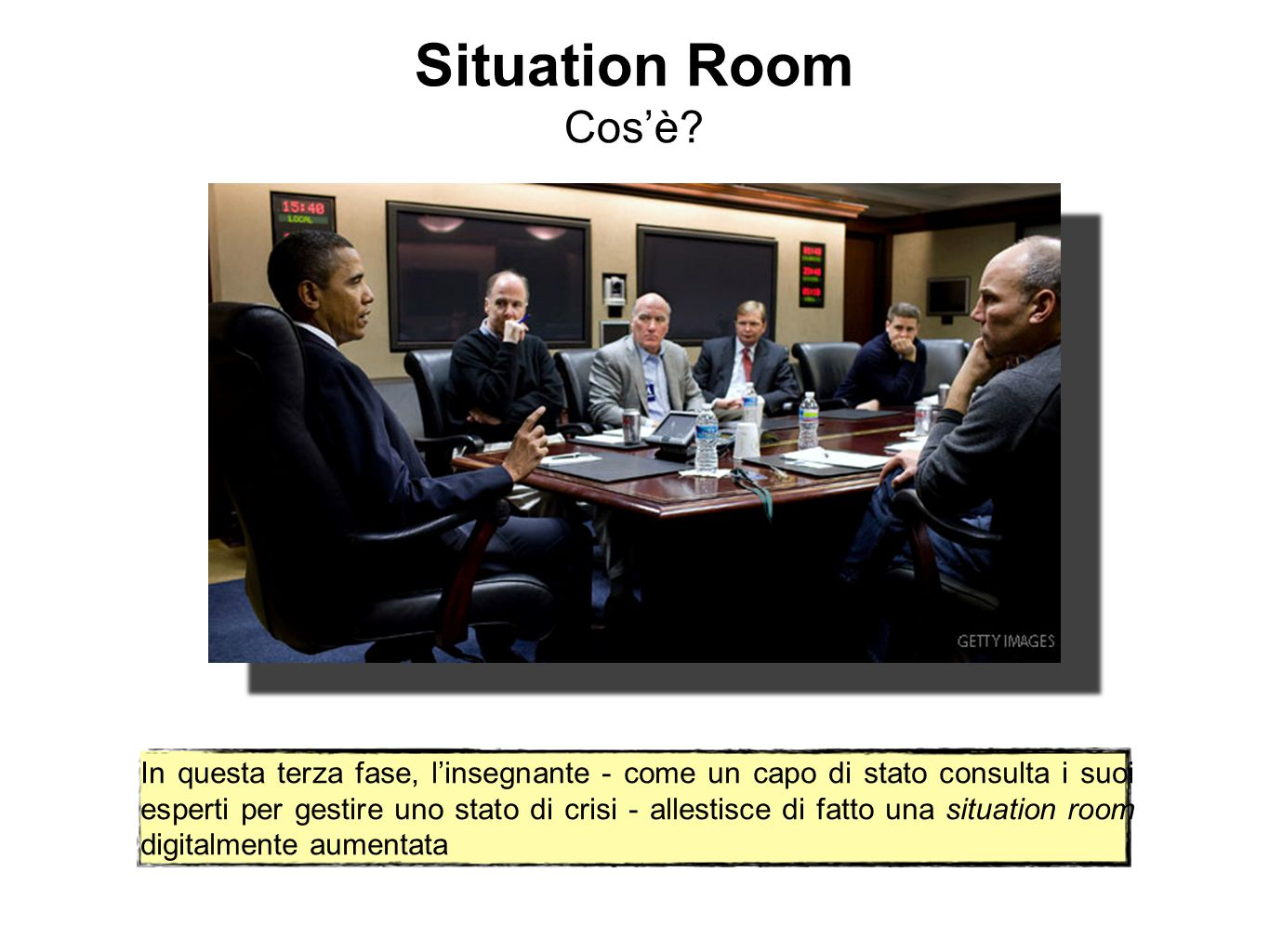 Situation Room Cos'è