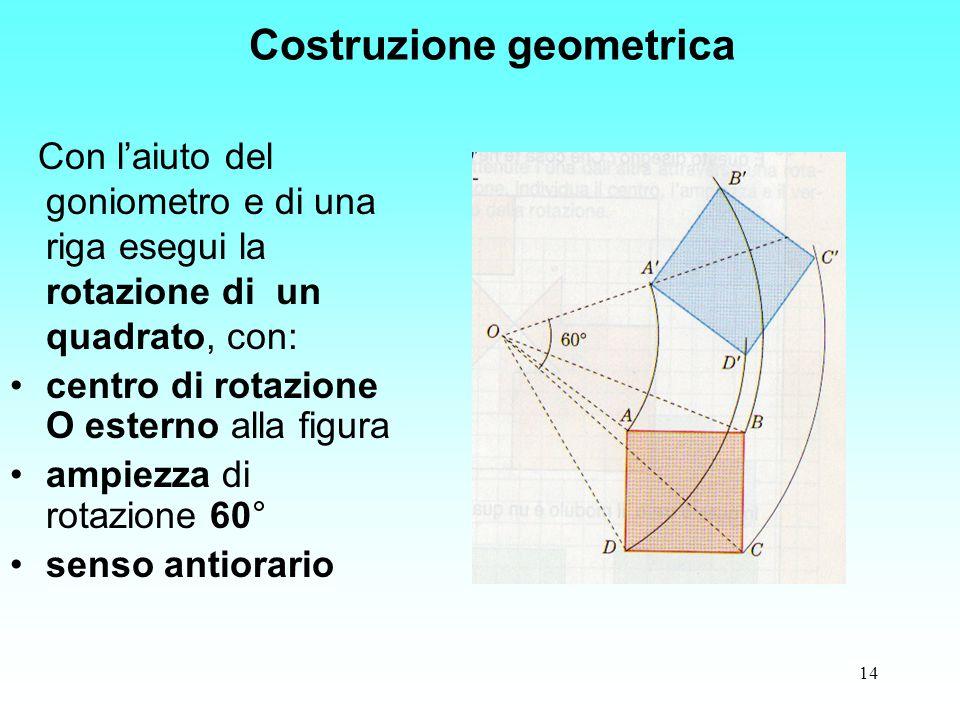 Costruzione geometrica