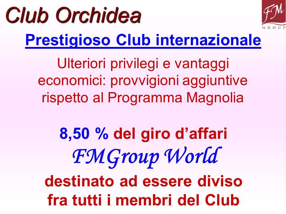 Prestigioso Club internazionale