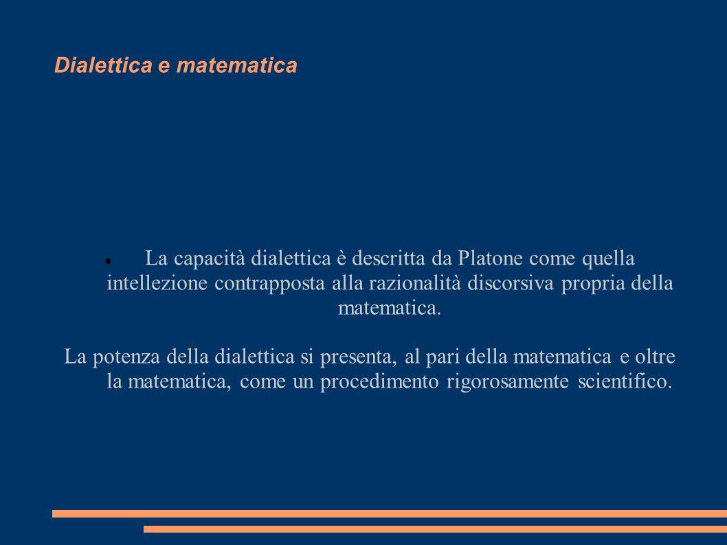Dialettica e matematica