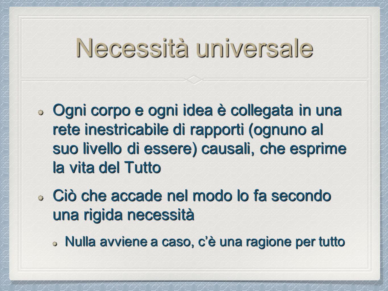 Necessità universale