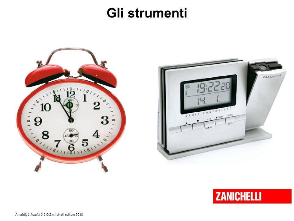 Gli strumenti Qual è la differenza tra un orologio analogico e uno digitale