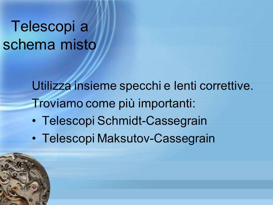 Telescopi a schema misto