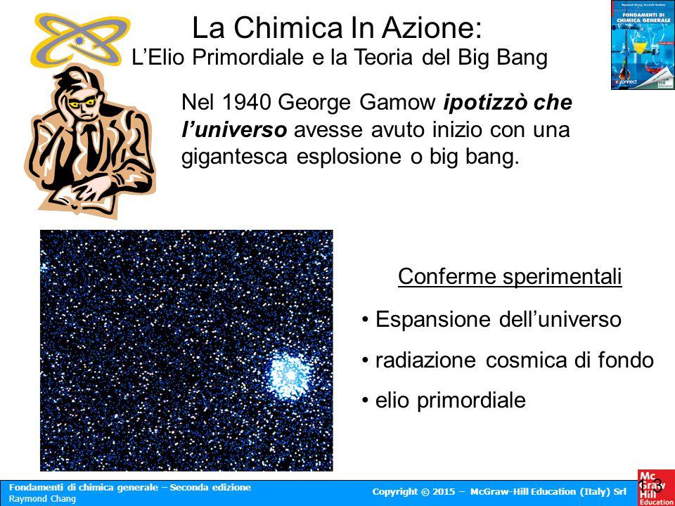 L'Elio Primordiale e la Teoria del Big Bang