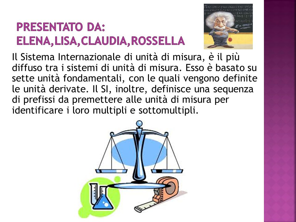 Presentato da: Elena,Lisa,Claudia,Rossella
