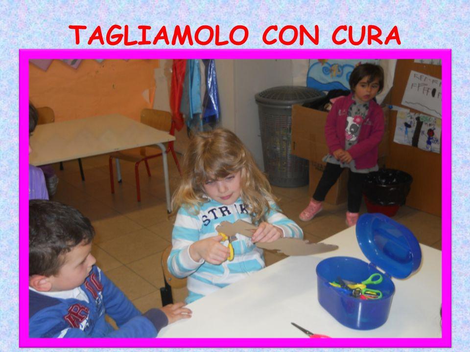 TAGLIAMOLO CON CURA