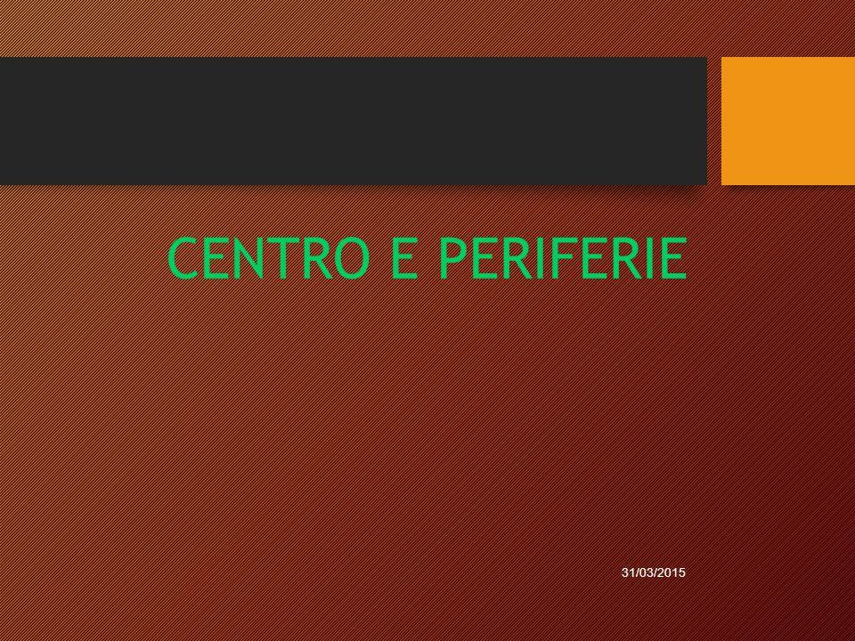 CENTRO E PERIFERIE 09/04/2017