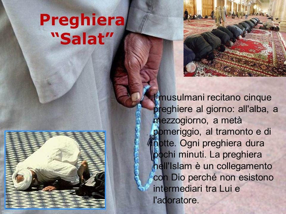 Preghiera Salat