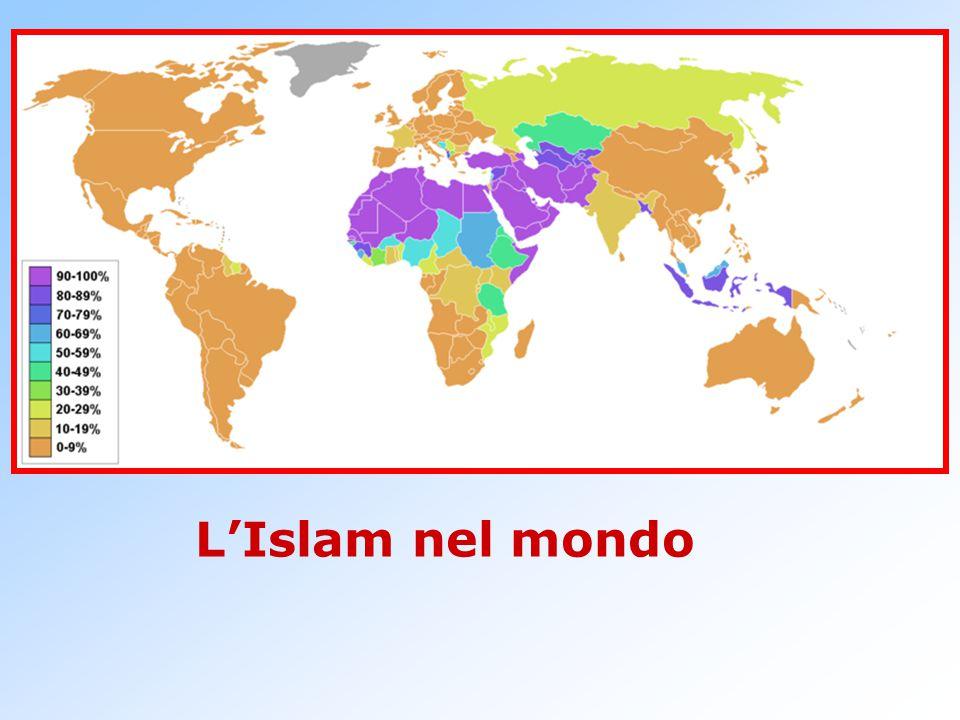 L'Islam nel mondo