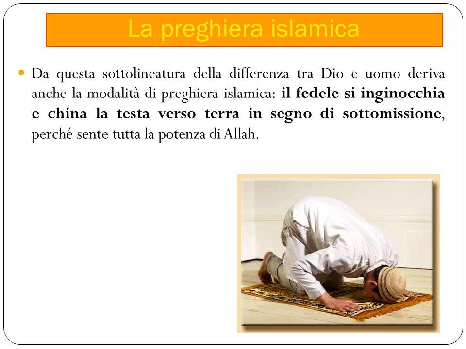 La preghiera islamica
