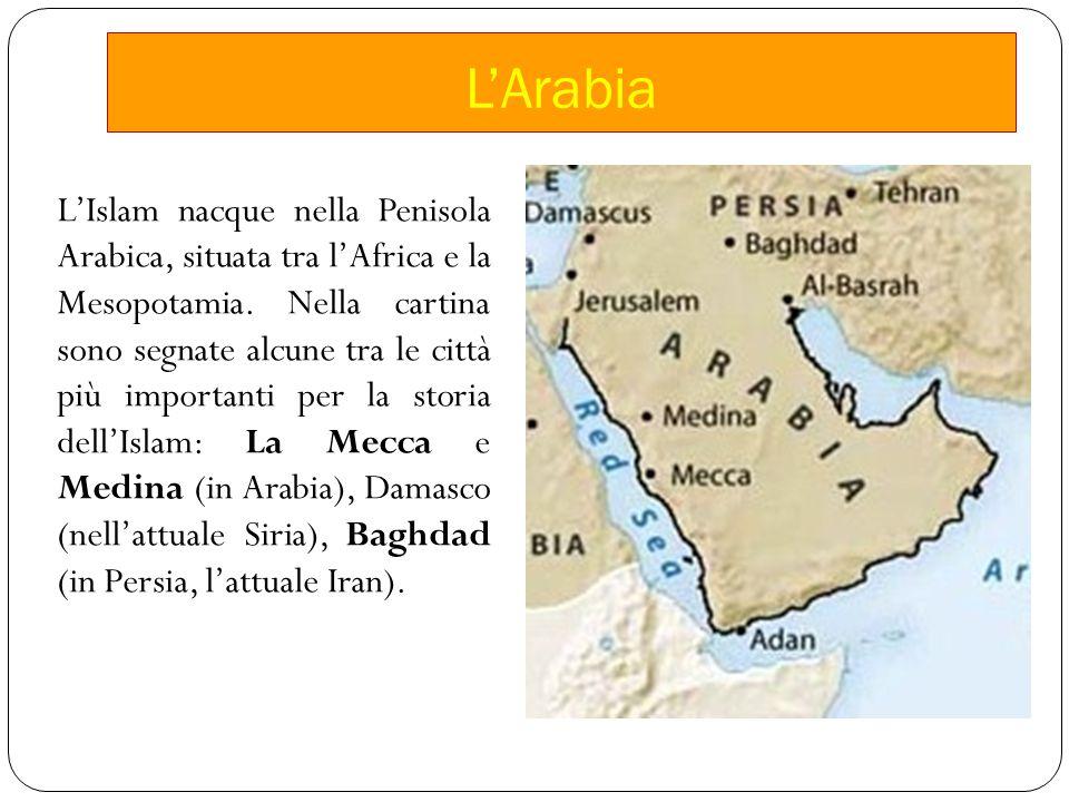 L'Arabia