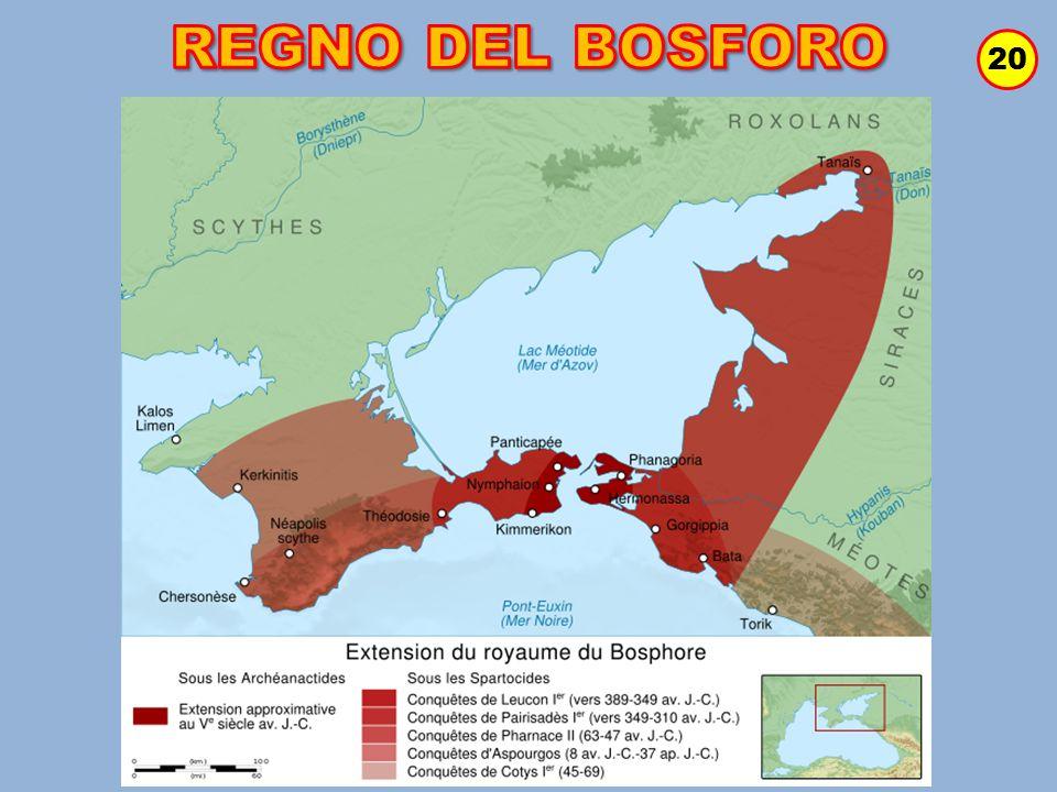 REGNO DEL BOSFORO 20