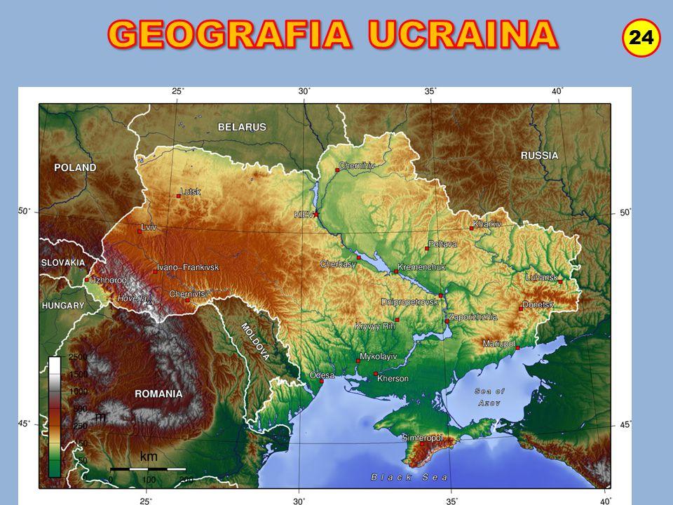 GEOGRAFIA UCRAINA 24