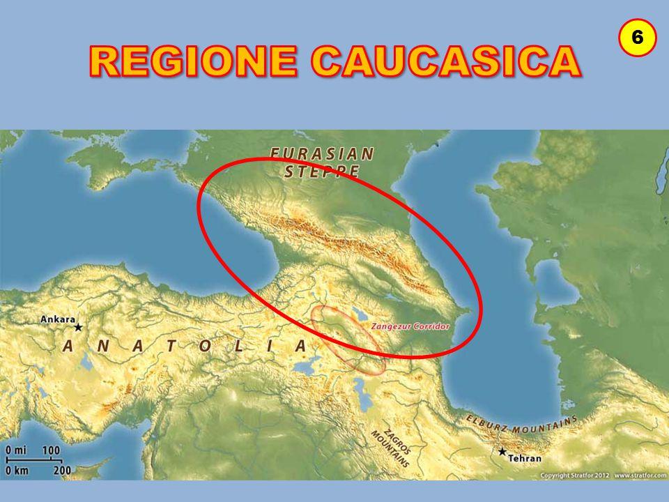 REGIONE CAUCASICA 6