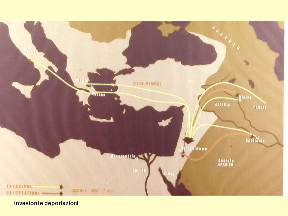 Invasioni e deportazioni