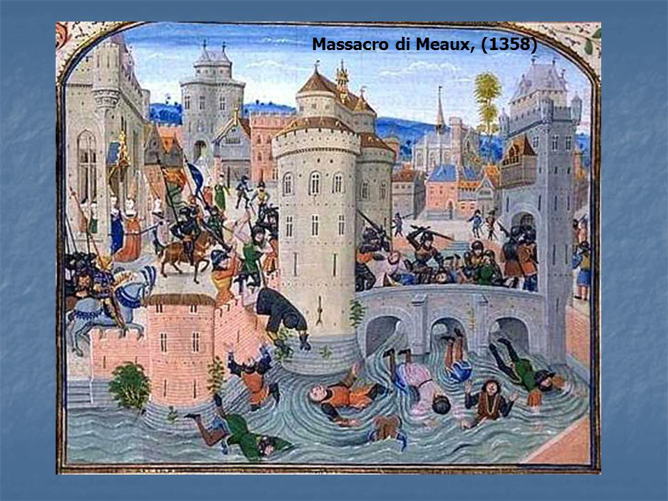 Massacro di Meaux, (1358)