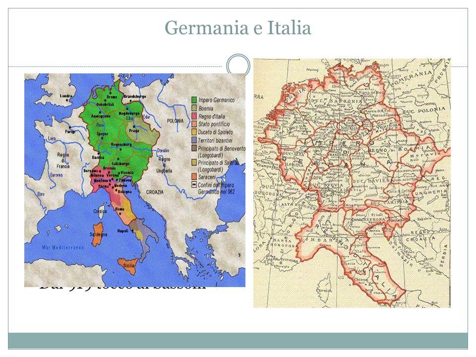 Germania e Italia