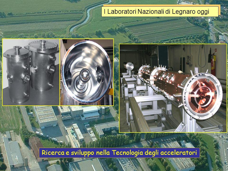 Ricerca e sviluppo nella Tecnologia degli acceleratori