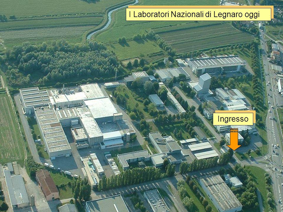 I Laboratori Nazionali di Legnaro oggi