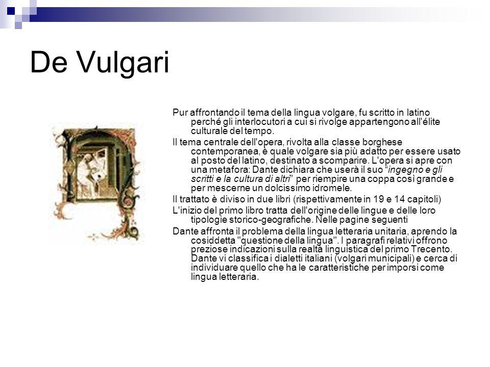 De Vulgari