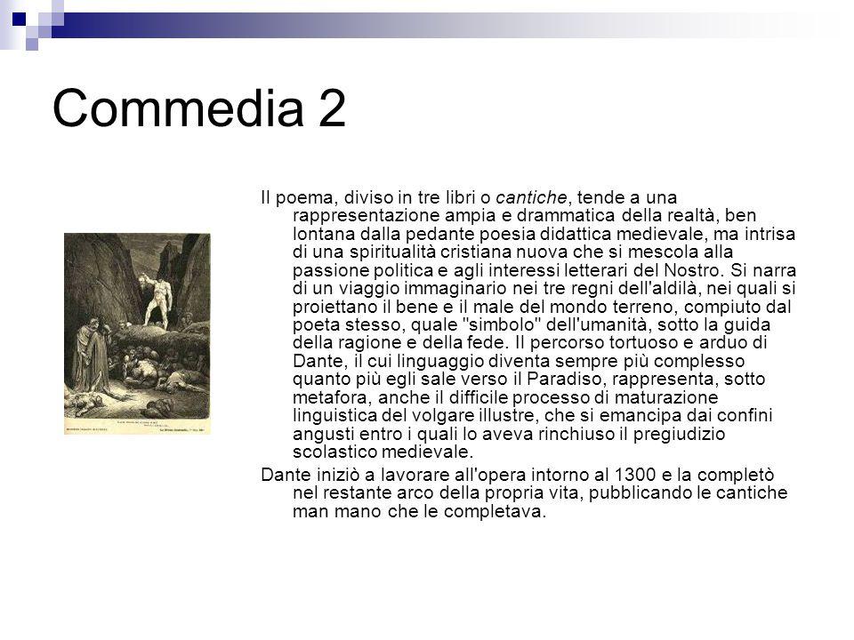 Commedia 2