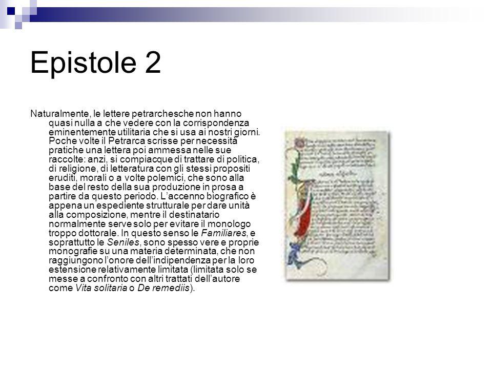 Epistole 2
