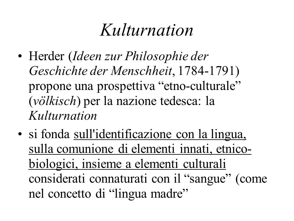 Kulturnation