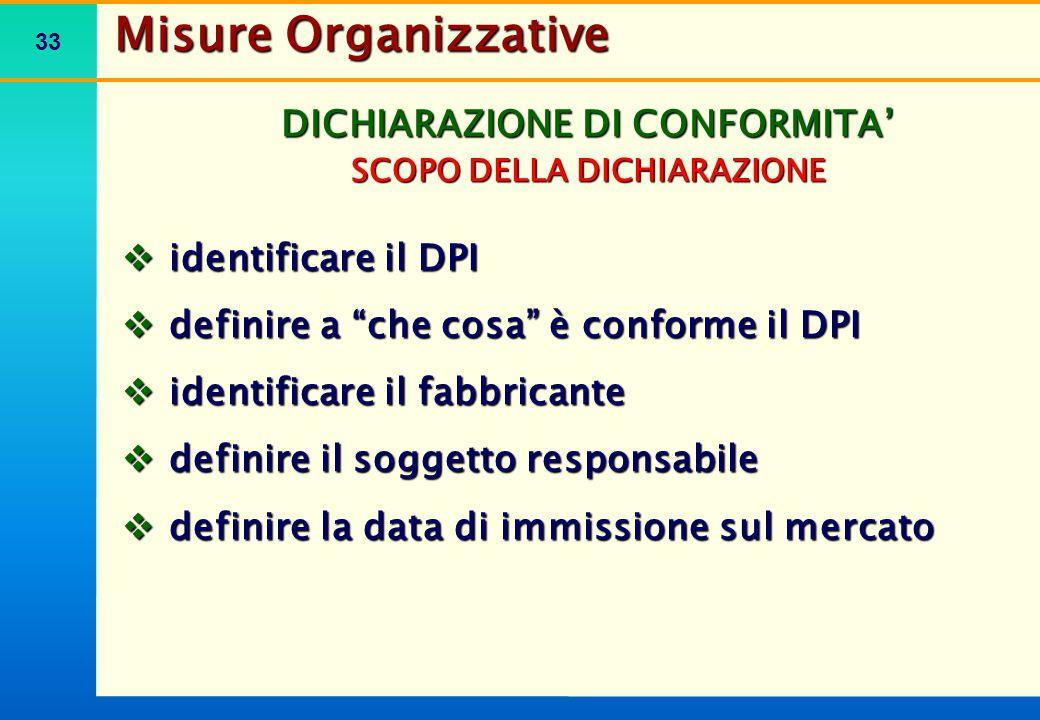 Misure Organizzative Le procedure di certificazione a seconda della categoria di appartenenza, prevedono i seguenti passaggi: