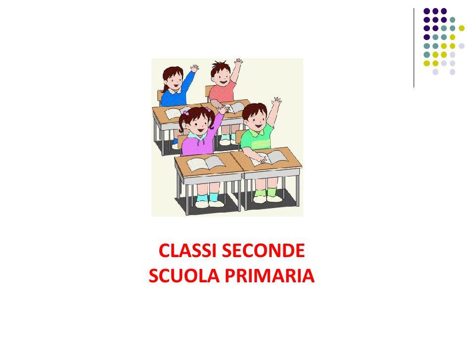 CLASSI SECONDE SCUOLA PRIMARIA