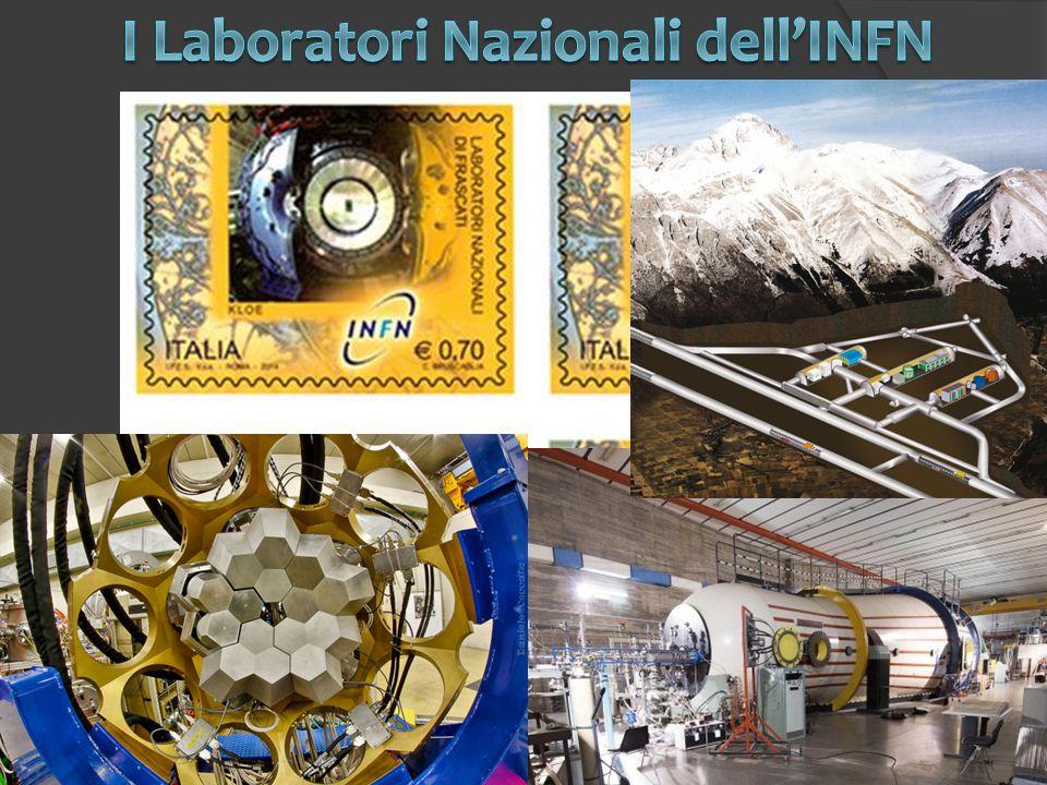 I Laboratori Nazionali dell'INFN