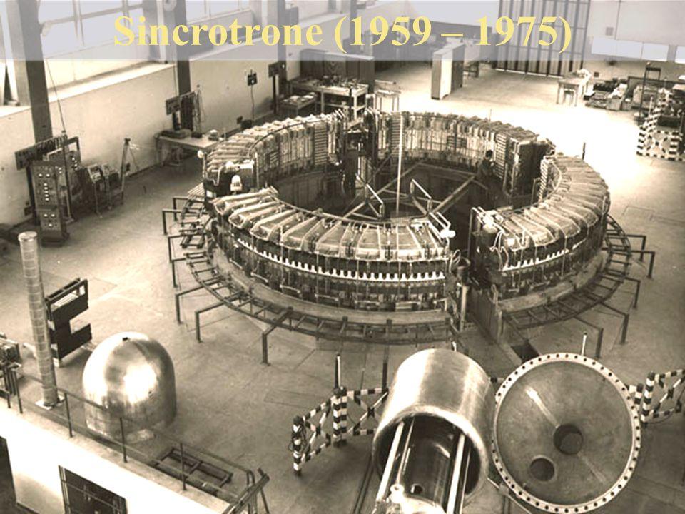 Sincrotrone (1959 – 1975)