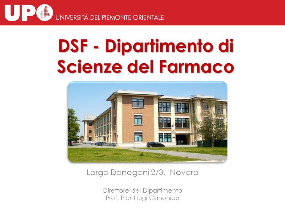 Le nostre sedi DISIT- Alessandria DISUM - Vercelli