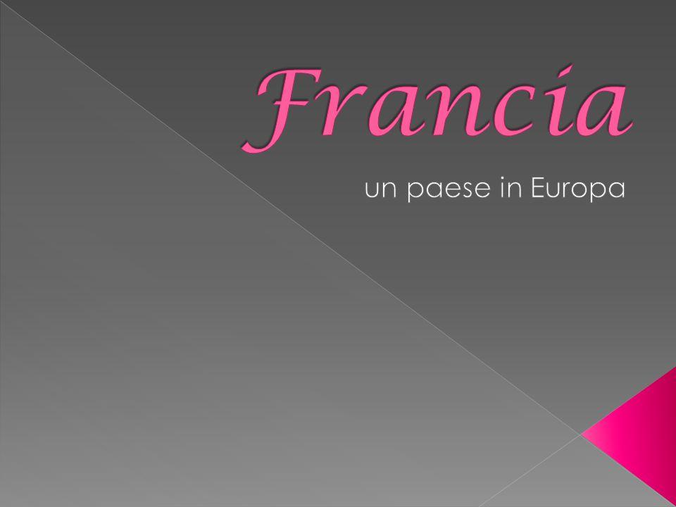 Francia un paese in Europa