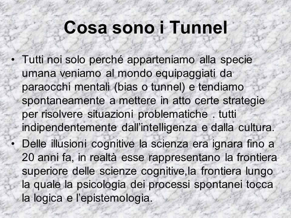 Cosa sono i Tunnel