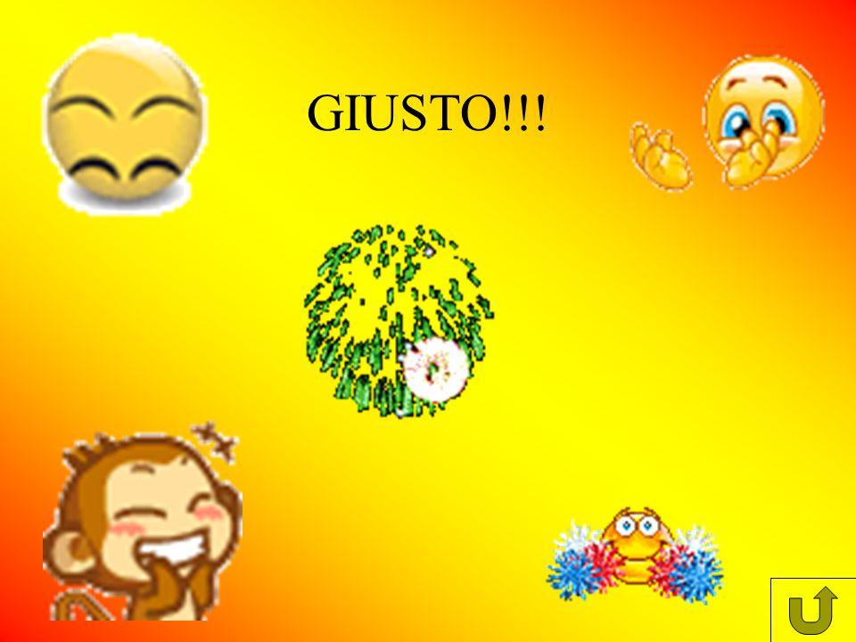 GIUSTO!!!